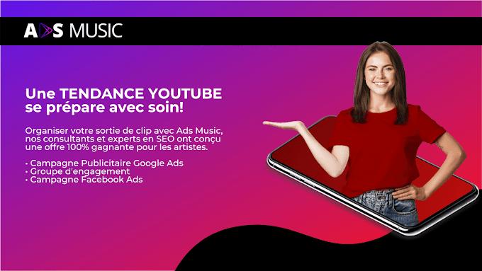 Notre avis sur Ads Music. Un site fiable pour la promotion d'artiste ?