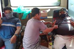 51 Warga Komplek Lalang Grand Land II Sunggal Donor Darah ke PMI Deli Serdang