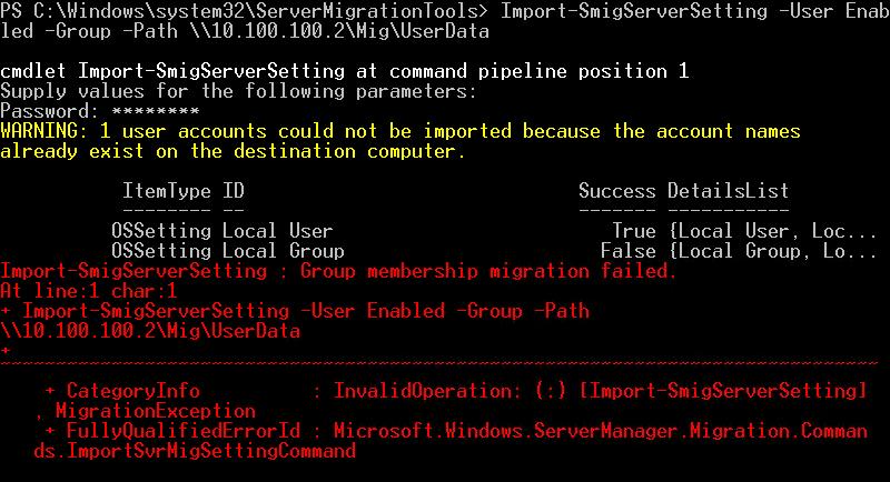 Terry L@u's blog: Migrate a Windows Server 2008 or R2 Remote