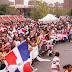 Miles de dominicanos se manifiestan en la Gran Parada Dominicana en el Bronx
