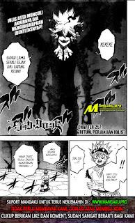 Update! Baca Manga Black Clover Chapter 267 Full Sub Indo