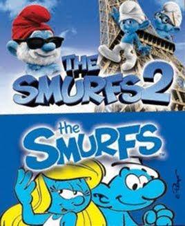 Smurfs 2 Filme