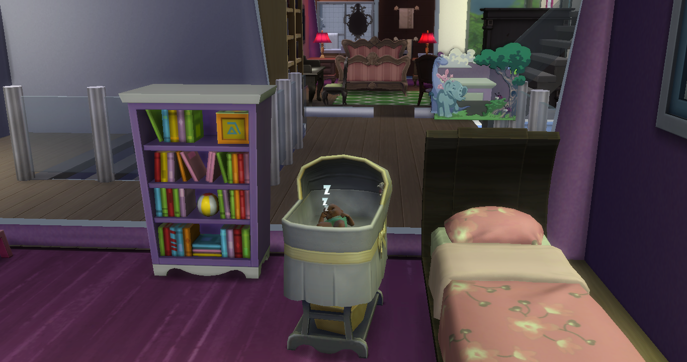 The Sims 4 Stories and Other Experiments: November 2017