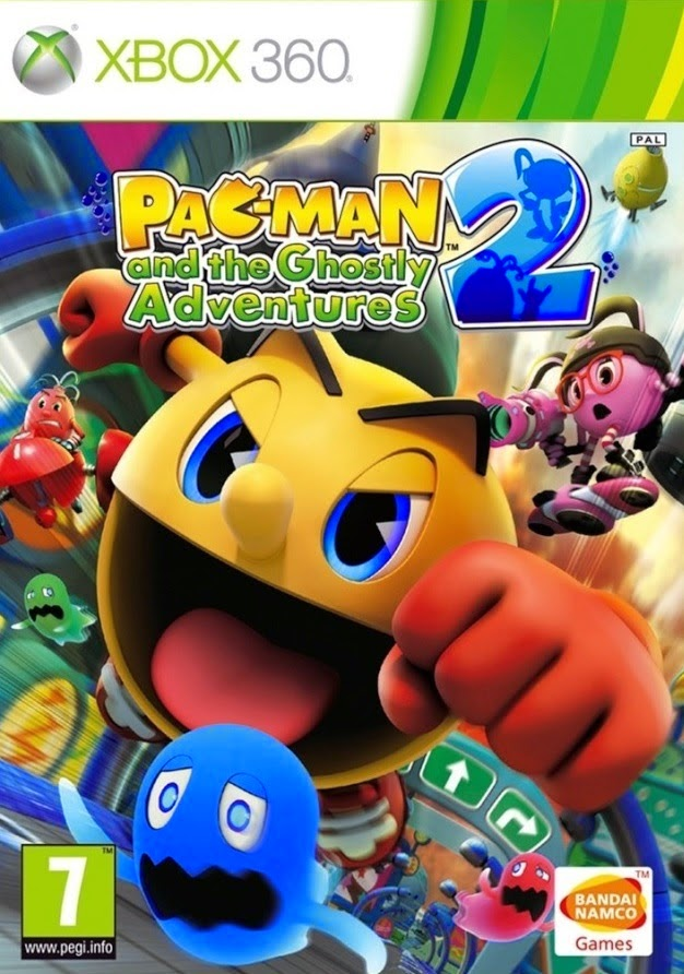 Pac-Man and the Ghostly Adventures 2 XBOX360 free download full version