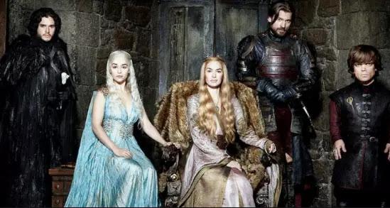 مسلسل صراع الملوك