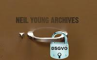 Neil Young Archiv verzögert sich