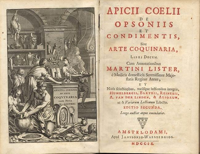 apicius pâtisserie histoire