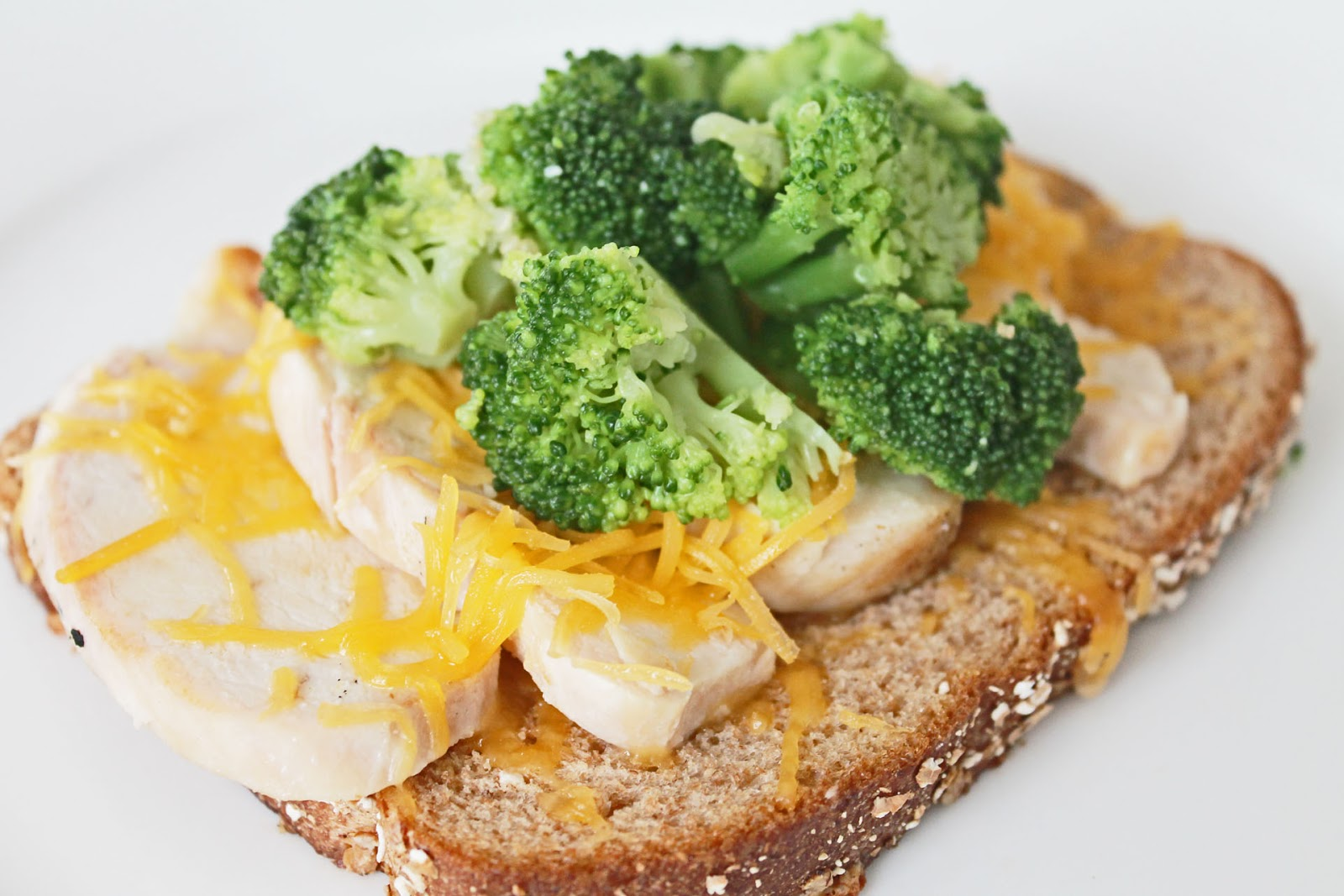 Chicken And Broccoli Healthy Meal