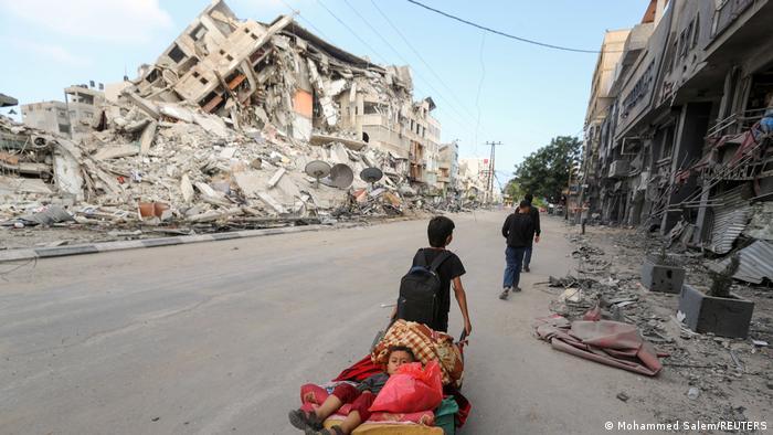 Israel Minta Seluruh Bantuan untuk Warga Gaza Tak Disalurkan Lewat Hamas, Kenapa?