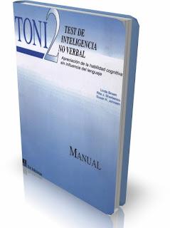 test toni-test-prueba-inteligencia-no verbal