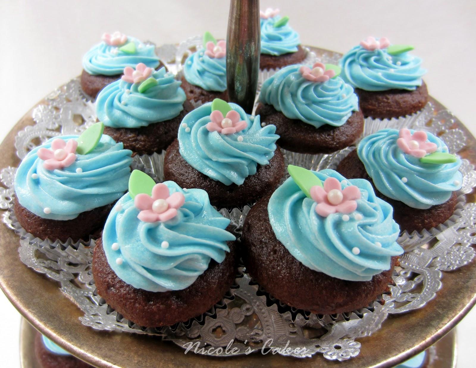 Cosmic Brownie Mini Cakes - SugarHero  |Miniature Bakeries