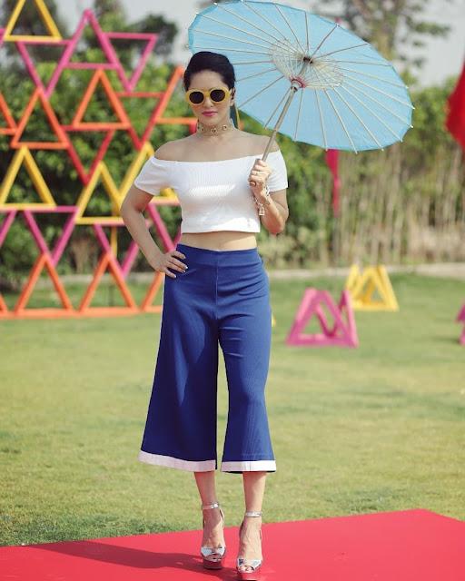 Bollywood Actress Sunny Leone Latest Pics