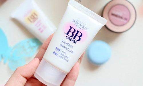 Productos de maquillaje para el rostro : Hidratante con color