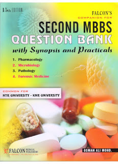 Falcon Question Banks - MBBS 2nd year pdf free download