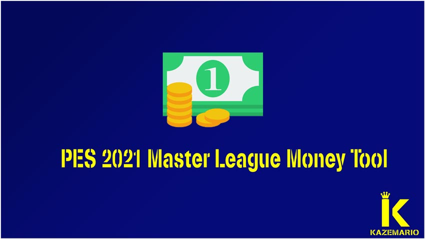 Master League Money Tool For eFootball PES 2021