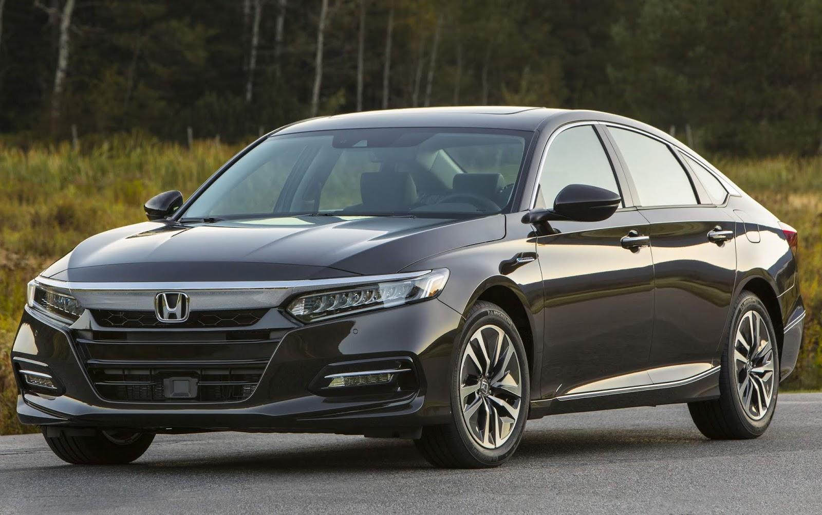 Honda Accord 2018 a 2020 chamado para recall - Brasil