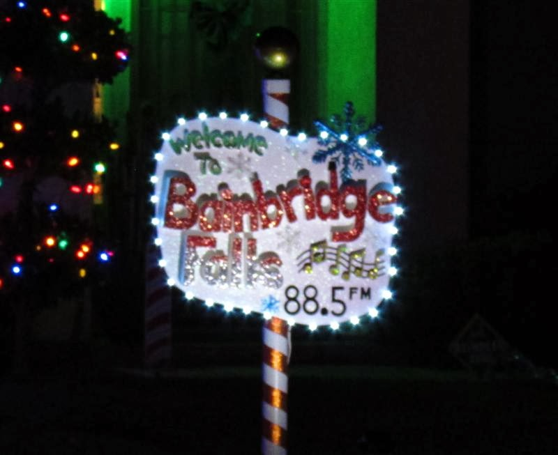 Our Night of Christmas Lights... - HAERR TRIPPIN'