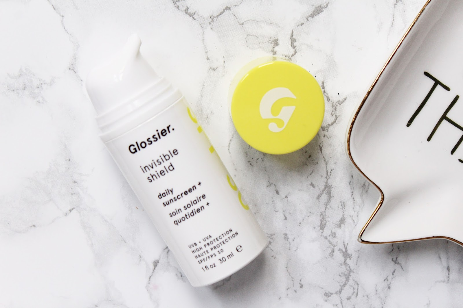 Glossier Invisible Shield Review