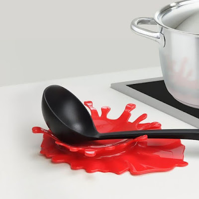 Splatter Spoon Rest
