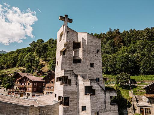 Kirche Heremence