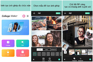 Photo Collage Maker, PIP, Photo Editor, Grid