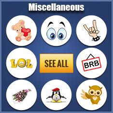 Big Facebook Emoticons Codes