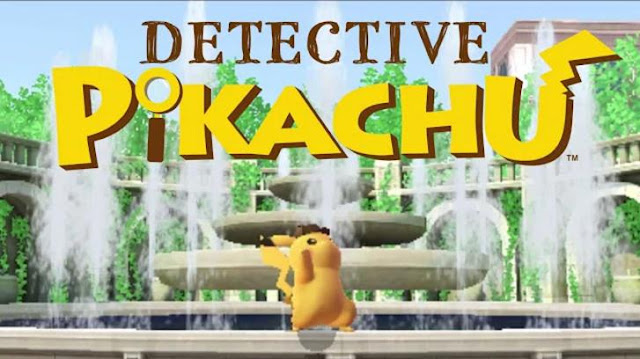 Detective Pikachu to release on March 23 for Nintendo 3DS