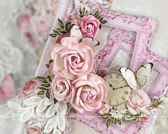 Sposoby na romantyczną kartkę handmade