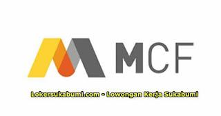 Lowongan Kerja PT Mega Central Finance (MCF) Sukabumi
