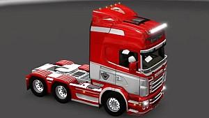 Sevilla FC Scania RJL skin