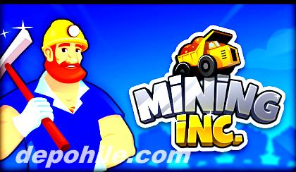 Mining Inc. v1.7.3 Oyunu Alışveriş Hileli Apk İndir 2020