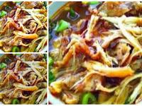 Resep Tauto Tegal Spesial Daging Ayam