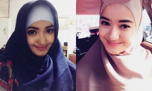 Biodata Marcella Simon Si Mualaf Makin Cantik Setelah Berhijab
