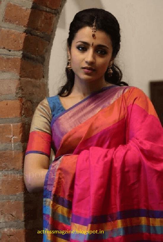 Telugu Heroine Trisha Bathroom Video