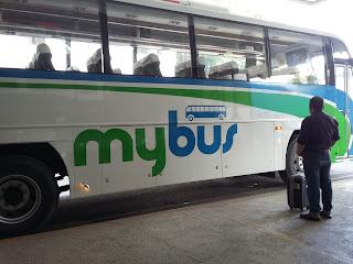 Mactan International Airport to SM Cebu shuttle bus