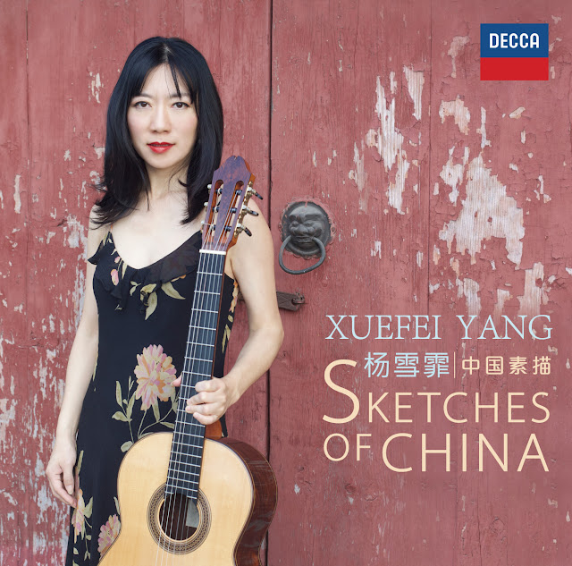 Xufei Yang - Sketches of China - DECCA