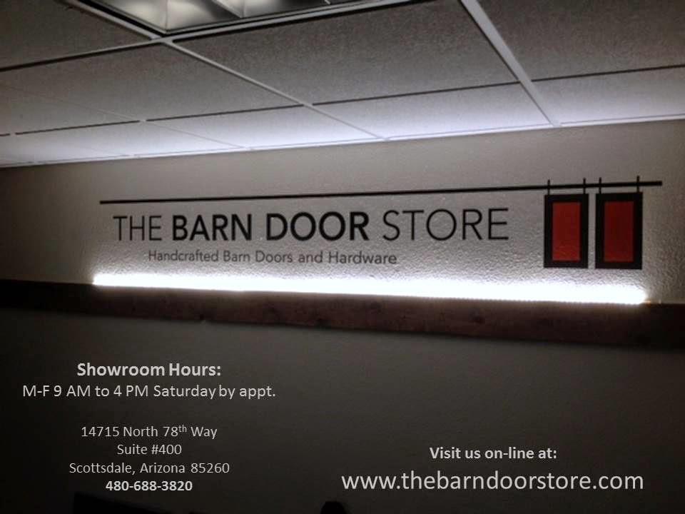Arizona Barn Doors Showroom Hours