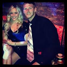 Chris Sale With Wife