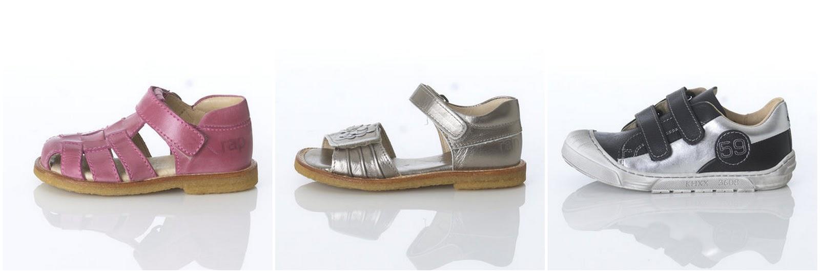 d09680f6f227 Du kan her læse om vores oplevelser af skoene og få chancen for at vinde et  par RAP sko til dit eget barn.