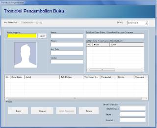 Download Sistem Informasi Perpustakaan Sekolah Terbaru