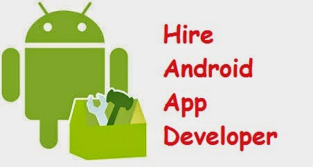 make your own android app by hiring android developer 87906