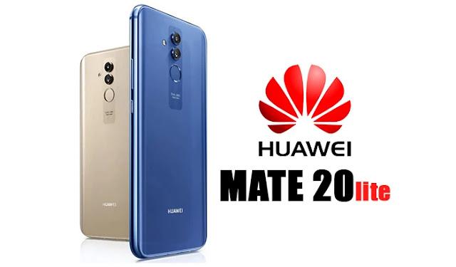 سعر و مواصفات هواوي Huawei Mate 20 Lite في مصر