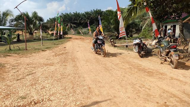 Sejak TMMD ke-112 Kodim 0416/Bute Wajah Desa Kami Berobah Total