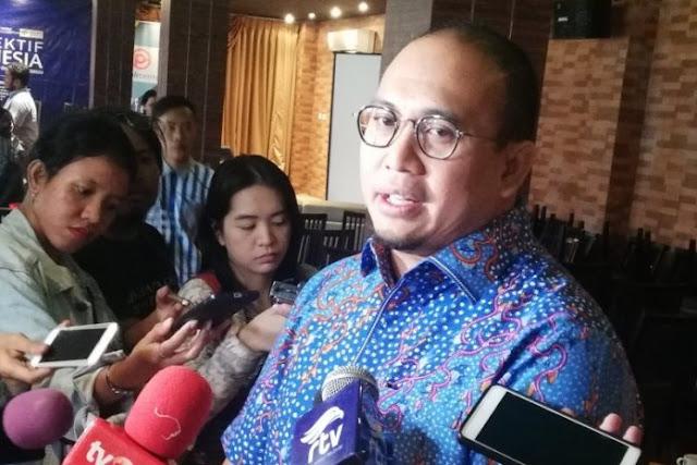 """Kelakar Mega """"jatah"""" menteri, Andre : Hak PDI Perjuangan"""