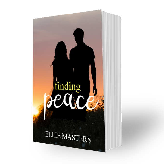 FINDING PEACE Release Blitz packet by Ellie Masters