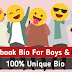 Fb Bio For Boys & Girls [103% Unique Bio]