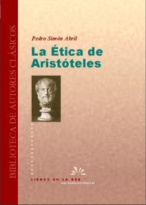 La ética de Aristoteles – Pedro Simón Abril