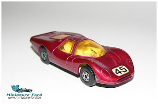 Matchbox, Ford group 6