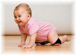 pentingnya tahapan merangkak pada bayi