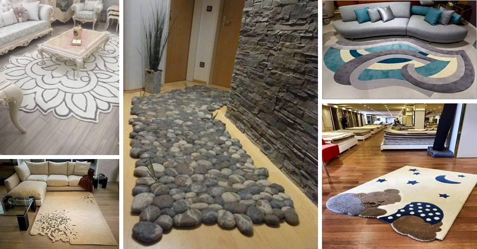 15 Of The Most Creative Carpet Designs